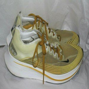 NIKE ZOOM FLY SP SHOES SIZE 13 dark citron black